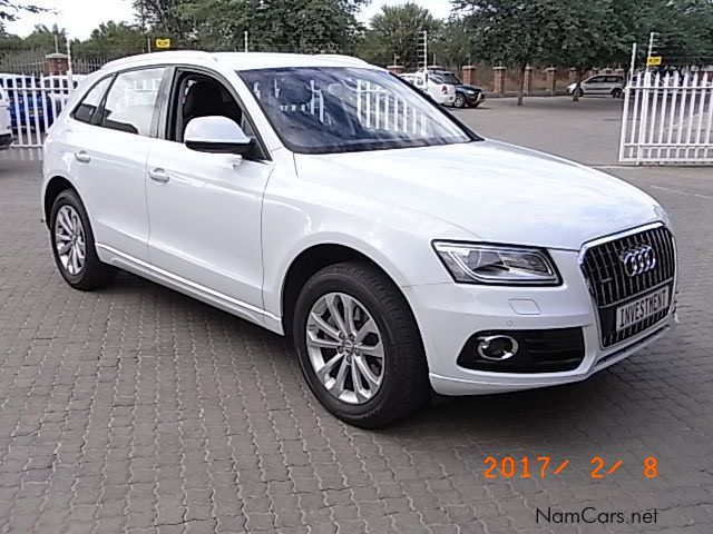 used audi q5 3 0 tdi quattro 2015 q5 3 0 tdi quattro for. Black Bedroom Furniture Sets. Home Design Ideas