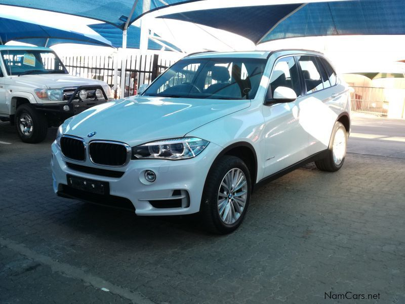 Used BMW X5 3 0d X Drive 2015 X5 3 0d X Drive for sale