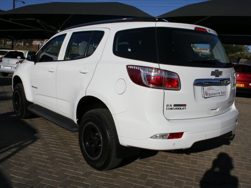 Used Chevrolet Trailblazer 2 5 Lt Manual 2015 Trailblazer 2 5 Lt Manual For Sale Windhoek