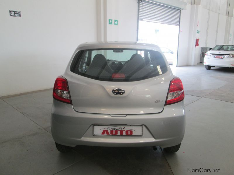 Used Datsun Go 1.2 LUX | 2015 Go 1.2 LUX for sale ...
