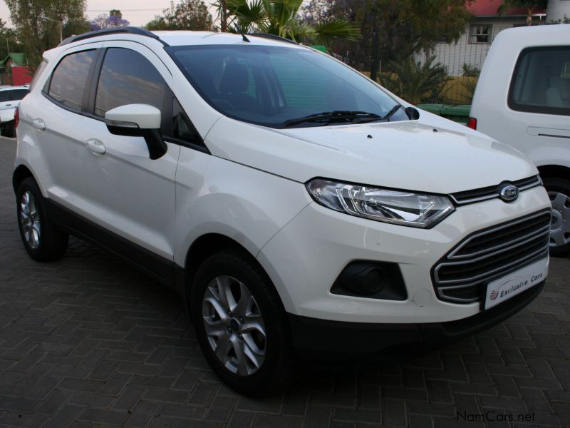 used ford ecosport 1 5 tdci trend manual 2015 ecosport 1 5 tdci trend manual for sale. Black Bedroom Furniture Sets. Home Design Ideas