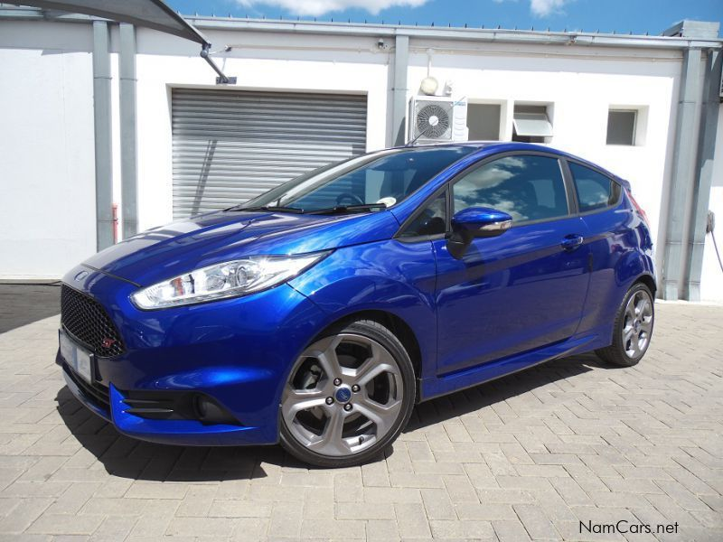 Used Ford Fiesta 1 6 St 2015 Fiesta 1 6 St For Sale