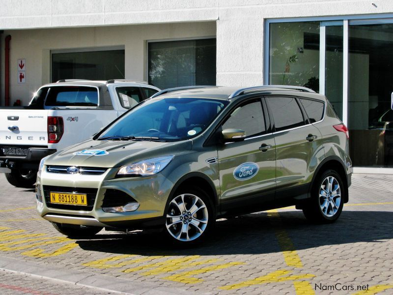 used ford kuga ecobost trend 2015 kuga ecobost trend for sale windhoek ford kuga ecobost. Black Bedroom Furniture Sets. Home Design Ideas