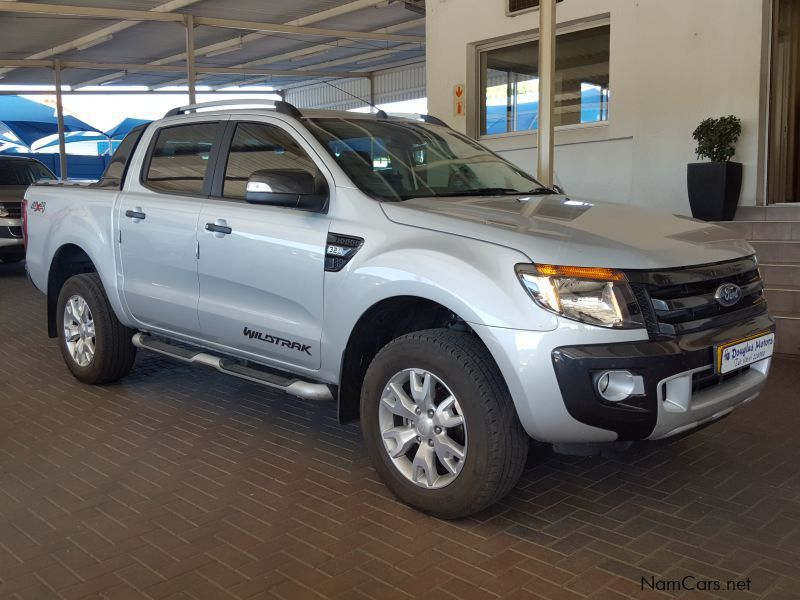 used ford ranger 3 2 wildtrak a t 4x4 2015 ranger 3 2 wildtrak a t 4x4 for sale windhoek. Black Bedroom Furniture Sets. Home Design Ideas