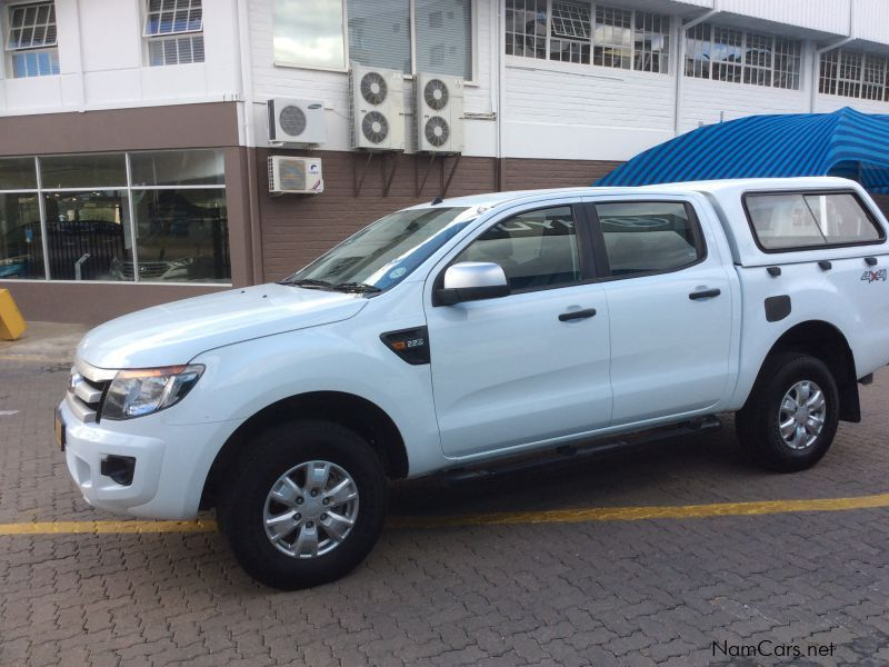 Used Ford Ranger 22 TDCi XLS Double Cab 4X4 Manual