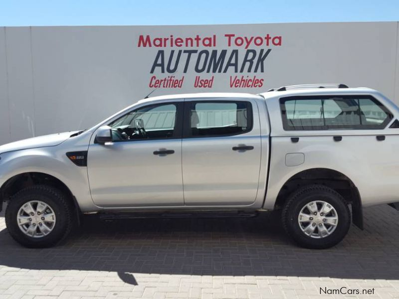 used ford ranger 2 2 xls d c 2x4 2015 ranger 2 2 xls d c 2x4 for sale mariental ford ranger