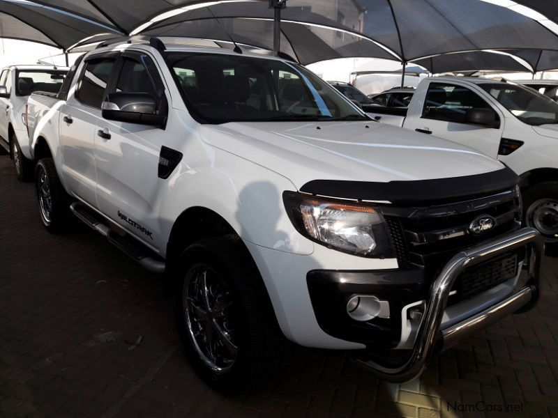 used ford ranger 3 2 tdci d c 4x4 a t wildtrack 2015 ranger 3 2 tdci d c 4x4 a t wildtrack for. Black Bedroom Furniture Sets. Home Design Ideas