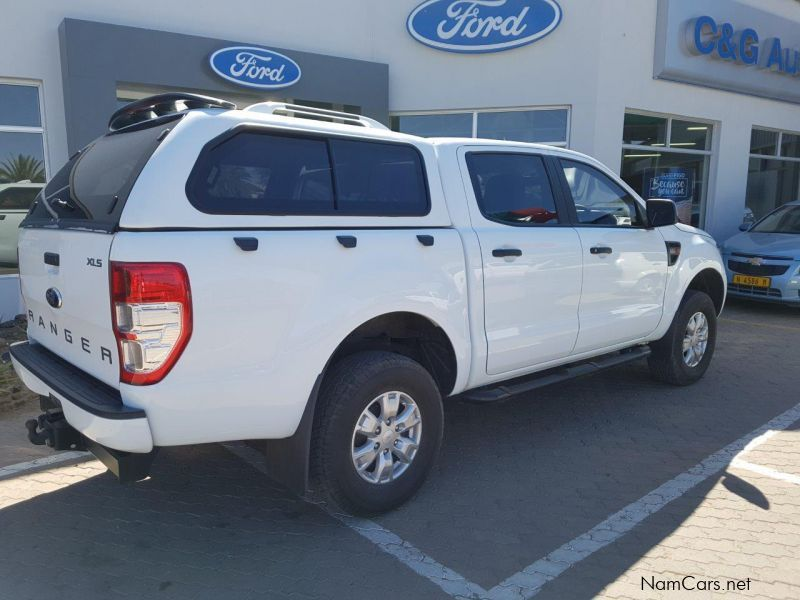 Used ford used ranger 2 2tdci double cab xls 6mt 4x2 for 4 puertas xls 6mt