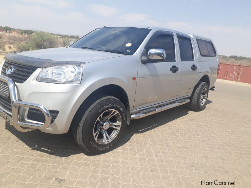 GWM Steed in Namibia