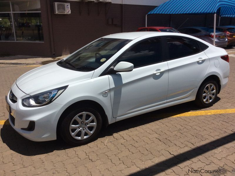 Used Hyundai Accent 1 6 Motion Manual 2015 Accent 1 6