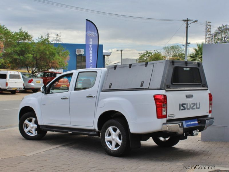 Used Isuzu KB 300 LX DTEC | 2015 KB 300 LX DTEC for sale ...