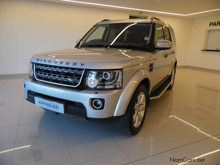 Used Land Rover Discovery 4 3 0 Tdv6 Se 2015 Discovery 4