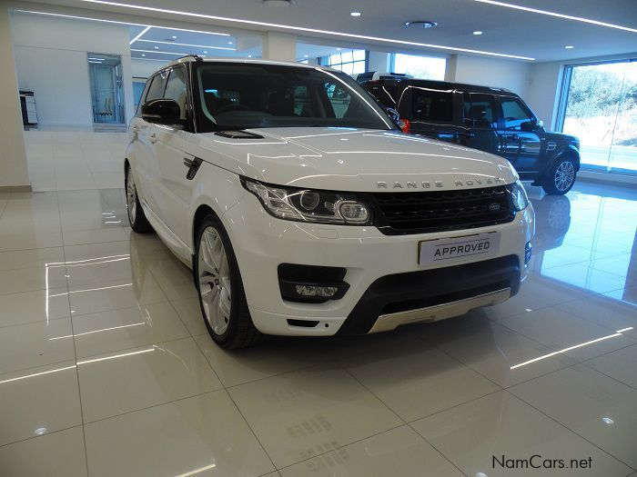 used land rover range rover sport hse dynamic 2015 range. Black Bedroom Furniture Sets. Home Design Ideas