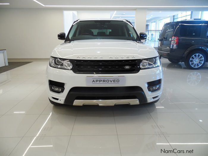 used land rover range rover sport hse dynamic 2015 range rover sport hse dynamic for sale. Black Bedroom Furniture Sets. Home Design Ideas