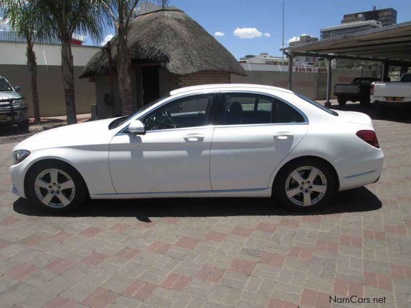 used mercedes benz c 180 avantgarde 2015 c 180 avantgarde for sale windhoek mercedes benz c. Black Bedroom Furniture Sets. Home Design Ideas