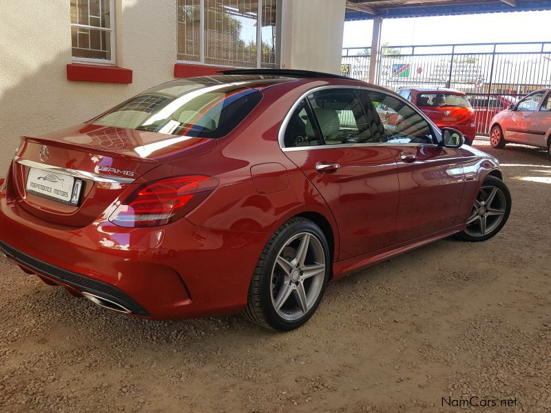 used mercedes benz c200 amg 2015 c200 amg for sale windhoek mercedes benz c200 amg sales. Black Bedroom Furniture Sets. Home Design Ideas