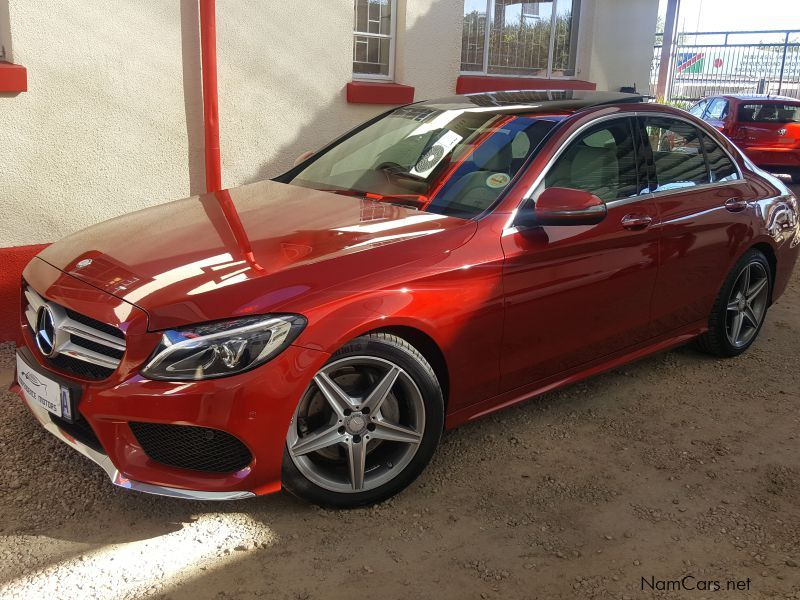 Used mercedes benz c200 amg 2015 c200 amg for sale for Used cars for sale mercedes benz