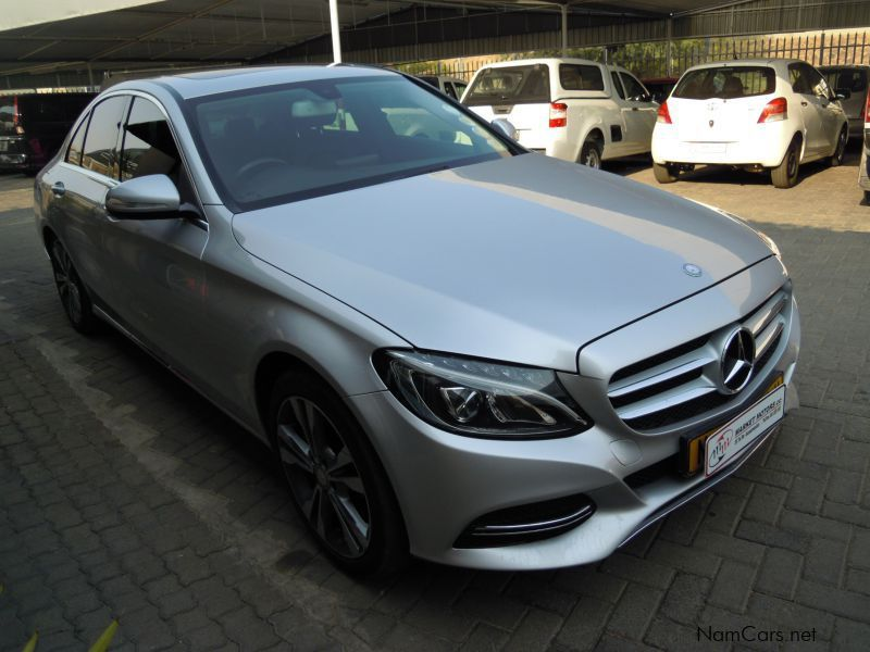 Used mercedes benz c250 bluetec avengarde 2015 c250 for Mercedes benz bluetec for sale