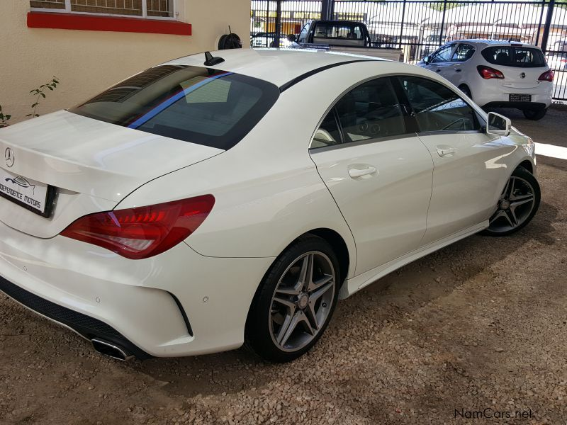 used mercedes benz cla 200 amg auto 2015 cla 200 amg auto for sale windhoek mercedes benz. Black Bedroom Furniture Sets. Home Design Ideas