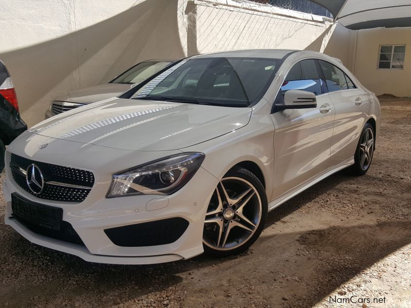 Used mercedes benz cla 200 amg auto 2015 cla 200 amg for Cla mercedes benz for sale