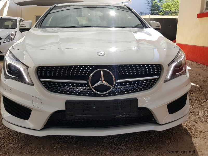 used mercedes benz cla 200 amg auto 2015 cla 200 amg. Black Bedroom Furniture Sets. Home Design Ideas
