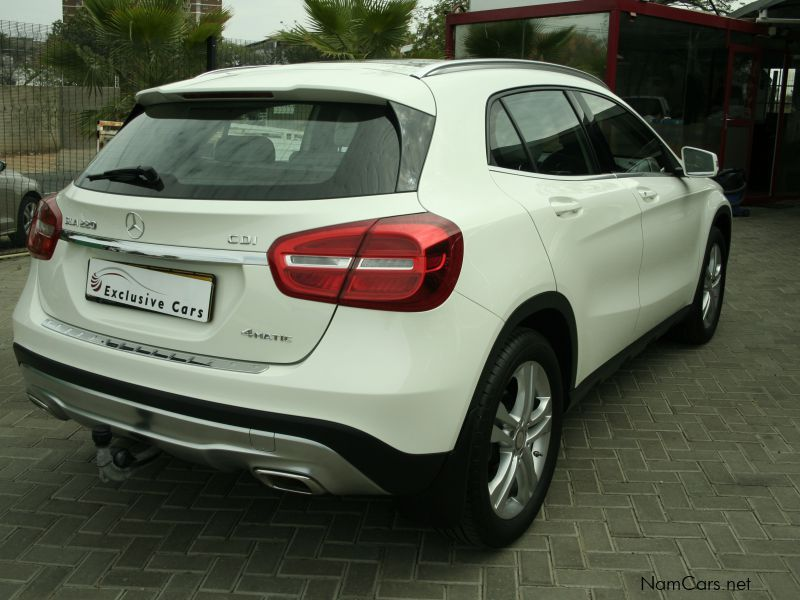 Used Mercedes-Benz GLA 220 CDI 4 Matic 4 wheel Drive | 2015 GLA 220