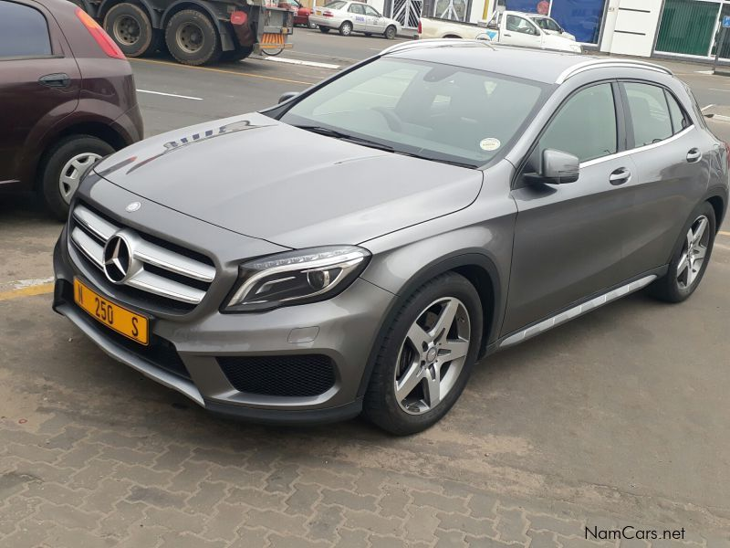 Used mercedes benz gla 250 amg 4matic 2015 gla 250 amg for Mercedes benz gla for sale