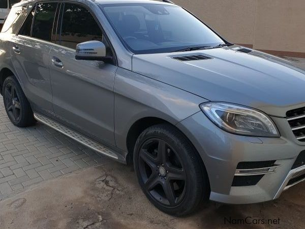 Mercedes-Benz ML350 Blue Tech Diesel AMG in Namibia