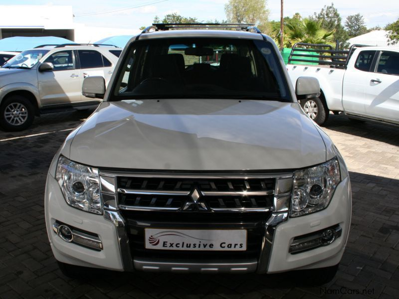 used mitsubishi pajero 3 2 did exceed lwb a t awd 2015. Black Bedroom Furniture Sets. Home Design Ideas