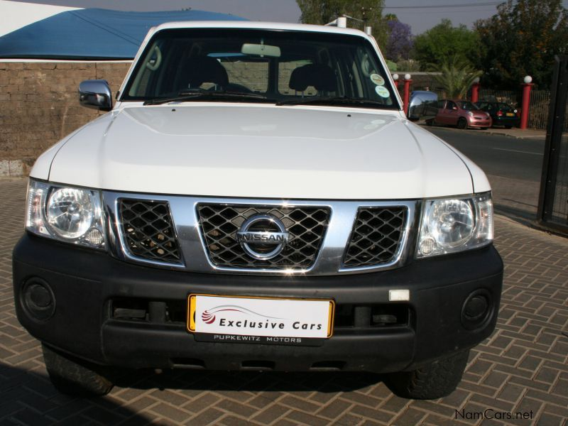 Used Nissan Patrol 4 2 Gl 4x4 Manual 2015 Patrol 4 2 Gl 4x4 Manual For Sale Windhoek Nissan