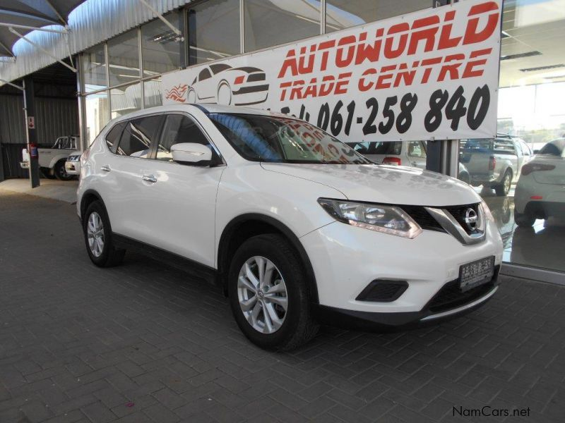 used nissan x trail 2 0 xe 2015 x trail 2 0 xe for sale. Black Bedroom Furniture Sets. Home Design Ideas