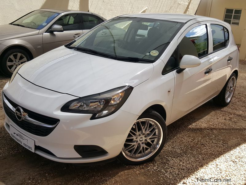 used opel corsa 1 0 turbo essentia 2015 corsa 1 0 turbo essentia for sale windhoek opel. Black Bedroom Furniture Sets. Home Design Ideas