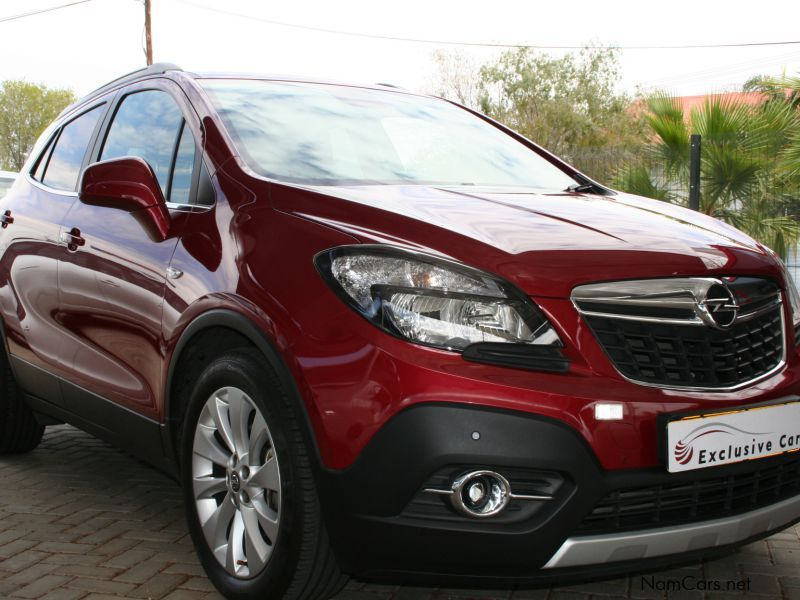 used opel mokka 1 4t cosmos a t 5 door 2015 mokka 1 4t cosmos a t 5 door for sale windhoek. Black Bedroom Furniture Sets. Home Design Ideas