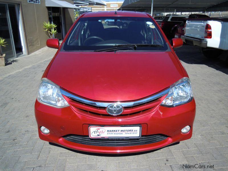 Used Toyota Etios 1 5i Xs Sprint 2015 Etios 1 5i Xs