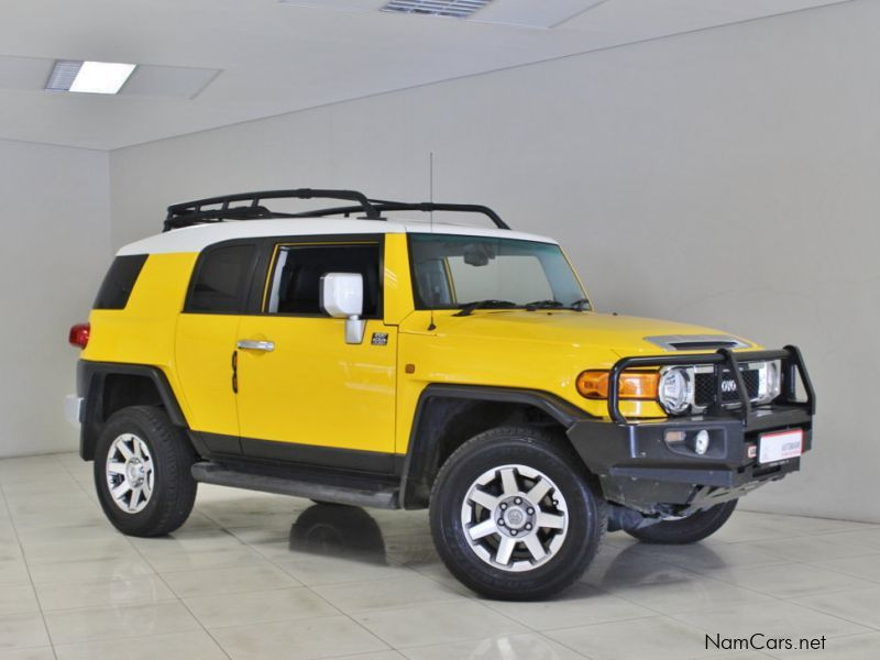 used toyota fj cruiser v6 2015 fj cruiser v6 for sale windhoek toyota fj cruiser v6 sales. Black Bedroom Furniture Sets. Home Design Ideas
