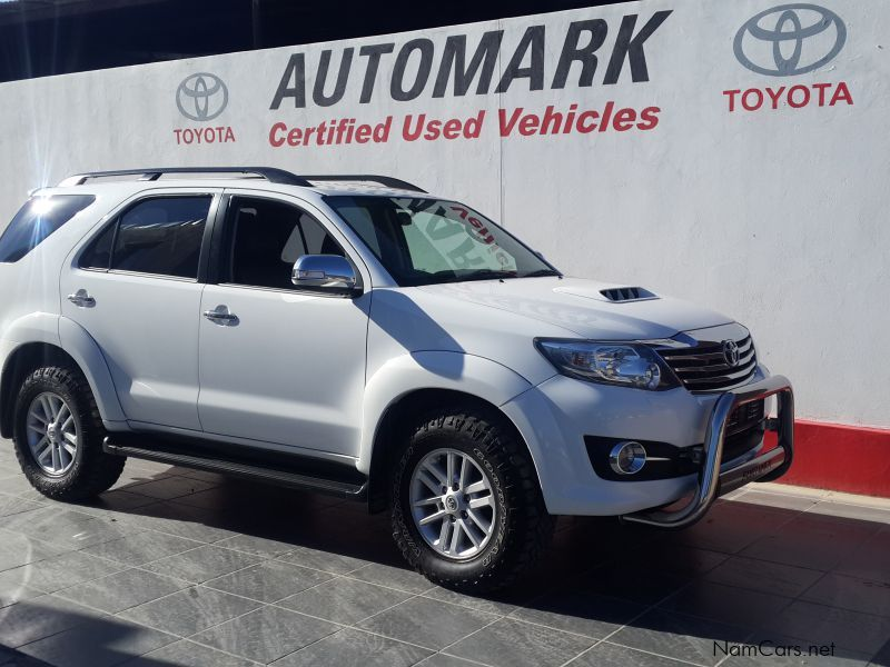Used Toyota Fortuner 2015 Fortuner For Sale Gobabis Toyota Fortuner Sales Toyota Fortuner