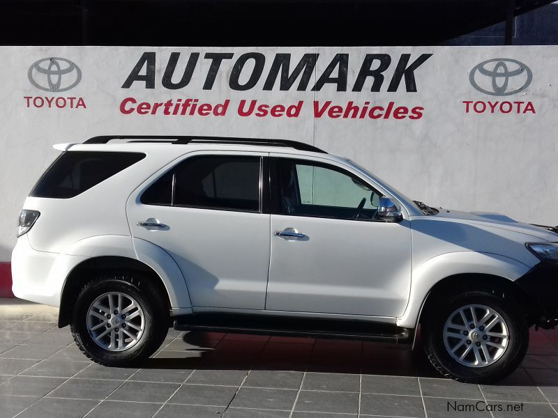 Used Toyota Fortuner 3.0 4x4 Manual | 2015 Fortuner 3.0 ...