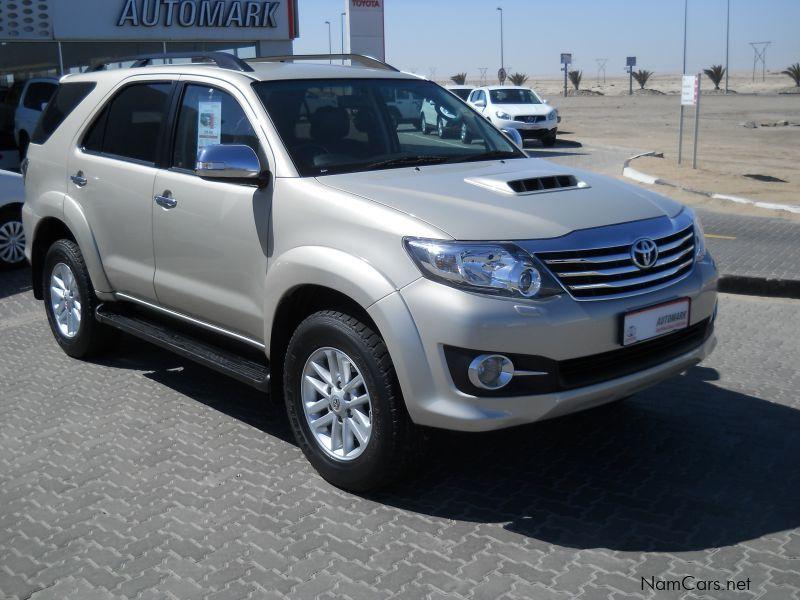 Used Toyota Fortuner 3 0 D4d 4x4 2015 Fortuner 3 0 D4d 4x4 For Sale Swakopmund Toyota