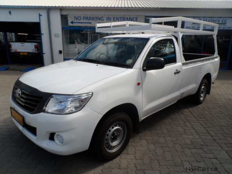 Used Toyota Hilux 2.0 VVTi LWB | 2015 Hilux 2.0 VVTi LWB ...