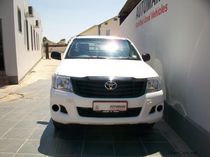 Toyota Hilux 2.5 S/C in Namibia