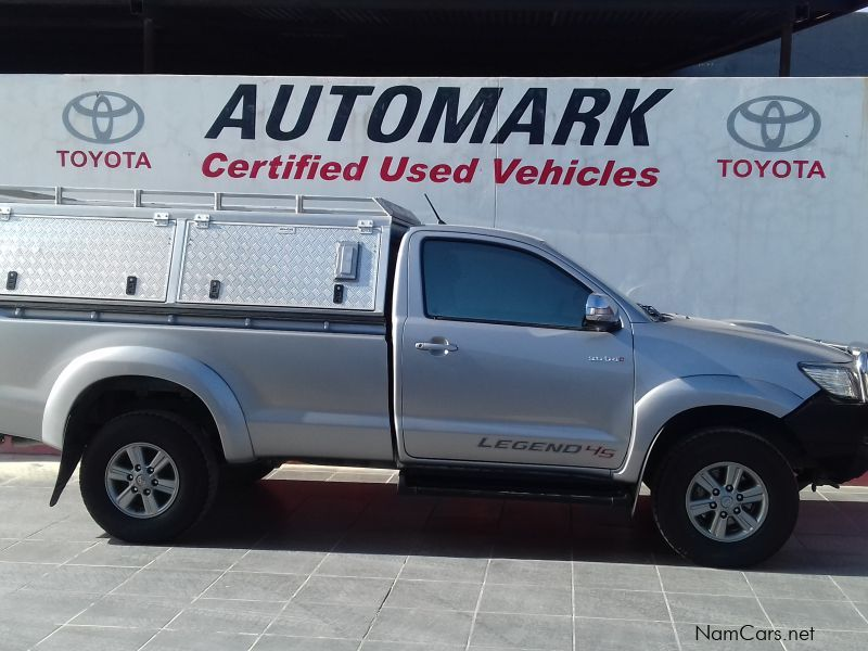 Used Toyota Hilux 3 0 4x4 L45 Single Cab 2015 Hilux 3 0