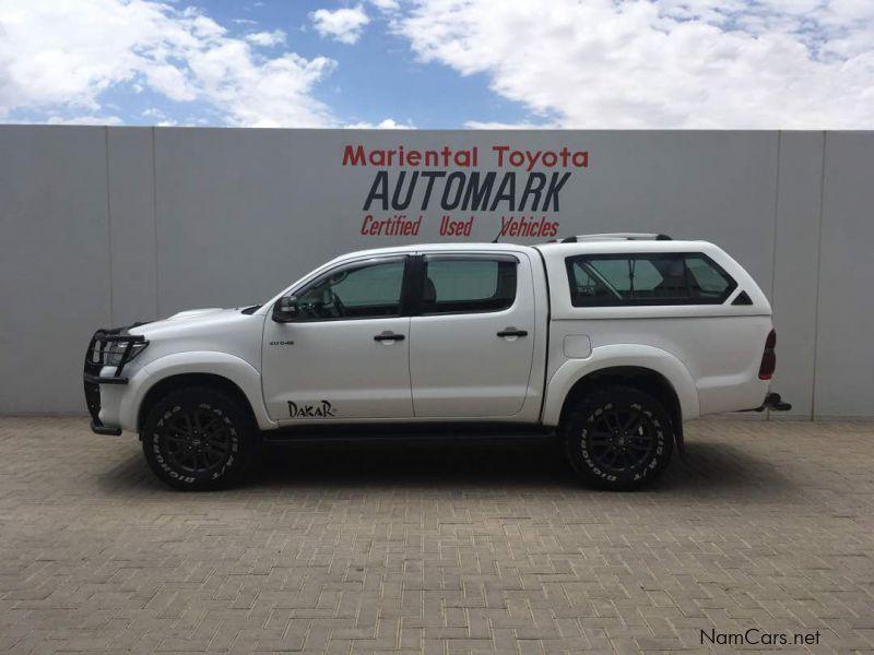 Used Toyota Hilux 3 0 D C Dakar 4x4 2015 Hilux 3 0 D C