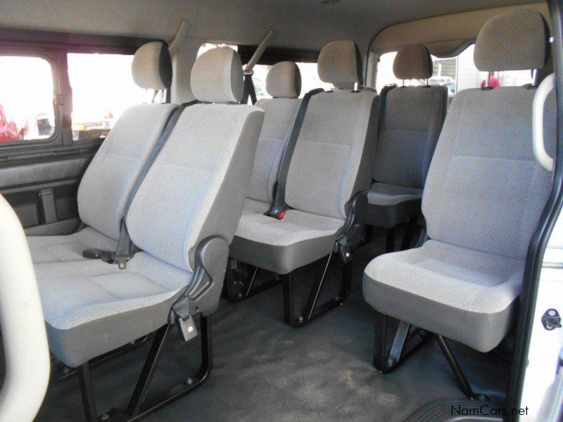 Used Toyota Quantum 2 5 D 4d 10 Seat 2015 Quantum 2 5 D