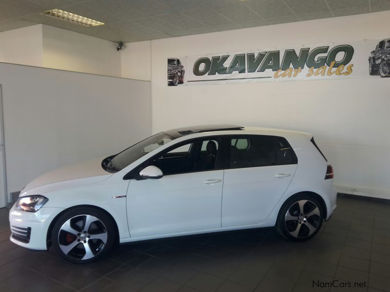 used volkswagen golf 7 gti dsg 162kw 2015 golf 7 gti dsg 162kw for sale windhoek volkswagen. Black Bedroom Furniture Sets. Home Design Ideas