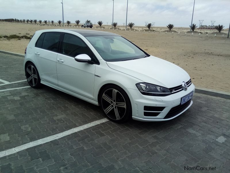 used volkswagen golf vii 2 0 tsi r dsg 2015 golf vii 2 0. Black Bedroom Furniture Sets. Home Design Ideas