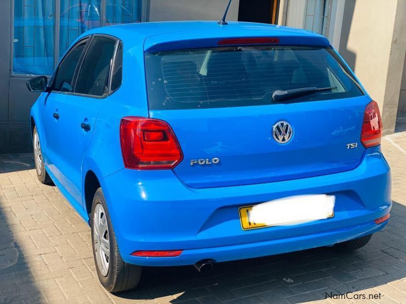 Volkswagen Polo GP TSI in Namibia