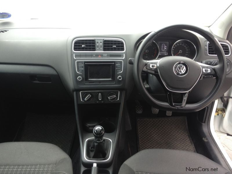 used volkswagen polo gp 1 2 tsi 66kw comfortline 2015. Black Bedroom Furniture Sets. Home Design Ideas