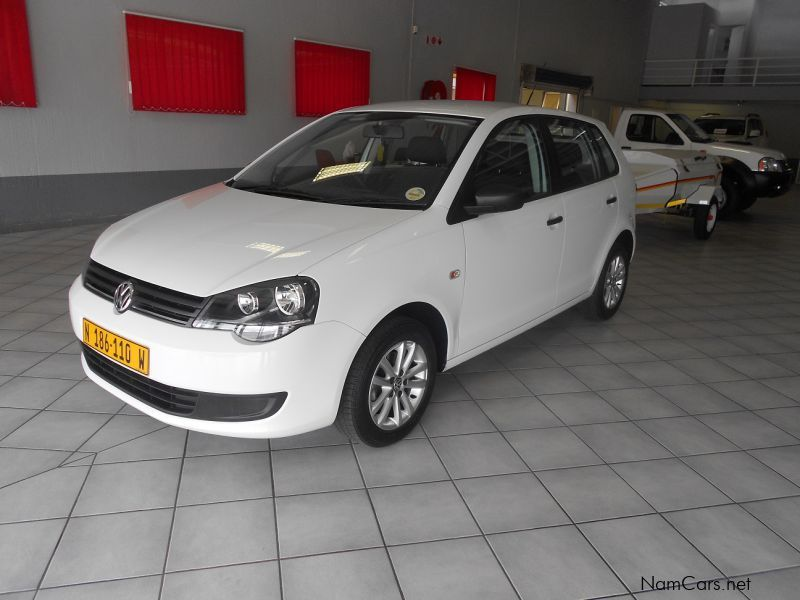 Used Volkswagen Polo Vivo 1 4 Gp Trendline 2015 Polo