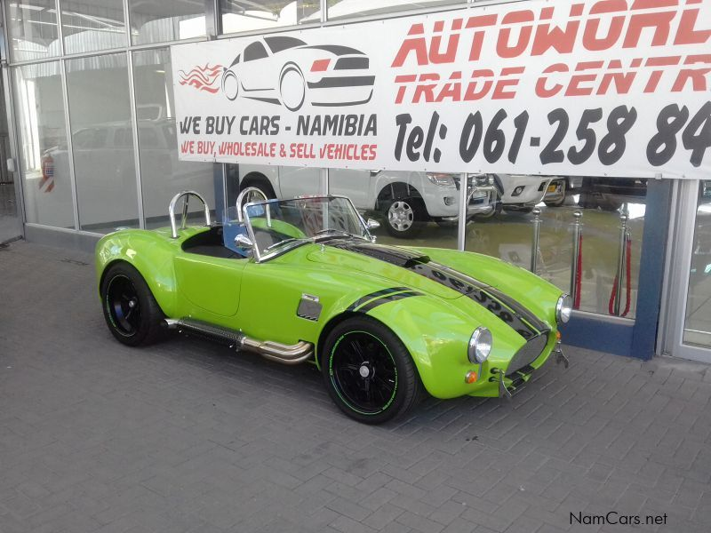 Used AC Cobra Kit Car | 2016 Cobra Kit Car for sale | Windhoek AC ...