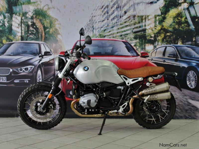 Used BMW R nine T Scrambler | 2016 R nine T Scrambler for ...